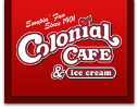 Colonial Cafe & Ice Cream