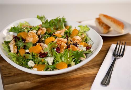 Citrus Chicken Tango Salad