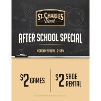 St. Charles Bowl: 9/14/2020