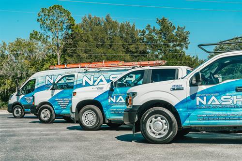Nash Service Fleet