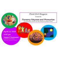 First Art Singers presents Nursery Rhymes and Memories