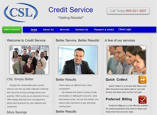 Credit Service of Logan