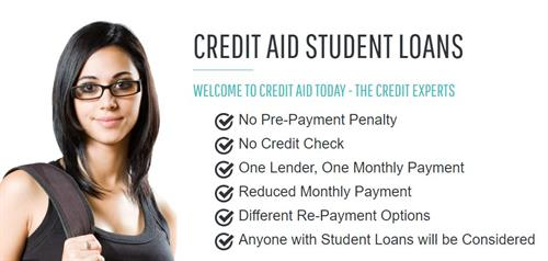 CREDIT AID STUDENT LOANS
