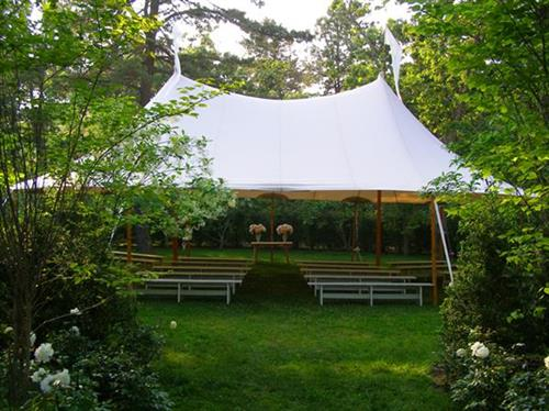 Tented occasions