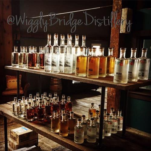 Handcrafted Spirits