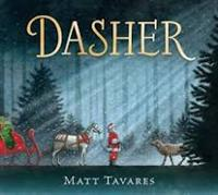 Author of NY Best Seller ''Dasher'' Matt Tavares visits for book signing during Christmas By the Sea