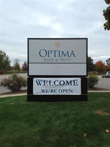 Optima opens new full service branch at Pease Tradeport
