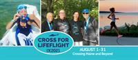 Cross for Lifeflight - Camden National Bank