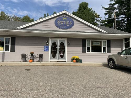 Ready for fall - find us next to Best Nails on Route 1.