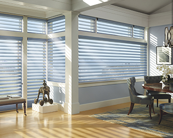 We are a Hunter Douglas Showcase dealer.
