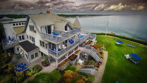 Enjoy sweeping ocean views of Ogunquit Beach
