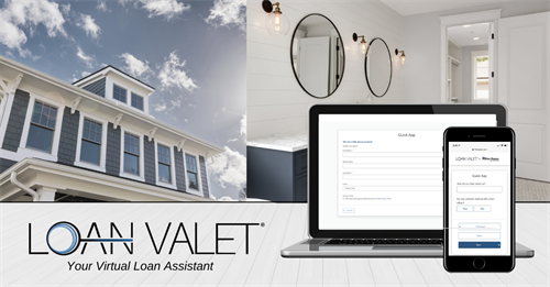 Loan Valet is a registered trademark of First Federal Savings Bank.