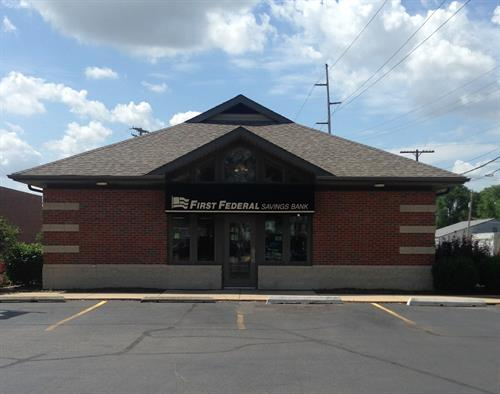 Drive-up branch is located at 433 W Main St, Ottawa, IL 61350.