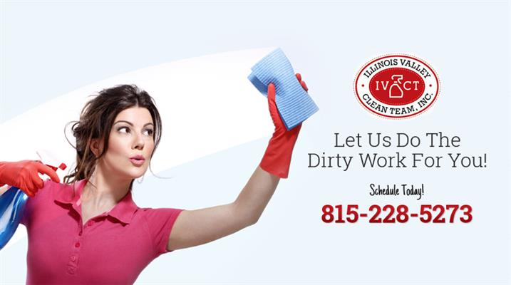 Illinois Valley Clean Team, Inc.