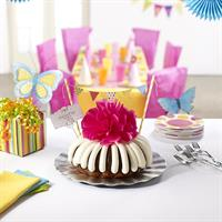 Bring home our larger bundt cakes to celebrate a birthday!