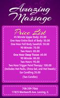 Amazing Massage - Vertical