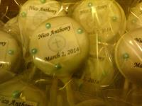 Edible Labels for Personalization