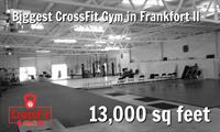 Biggest Gym in Frankfort Illinois.