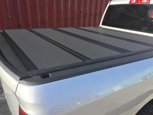 Tri-fold Tonneau Truck Bed Cover Sales & Installation At CPW Truck Stuff