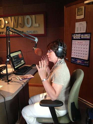 WJOL Radio Show