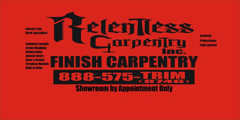 Relentless Carpentry Inc.