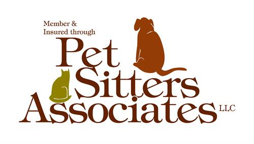 We are bonded and insured through Pet Sitters Associates