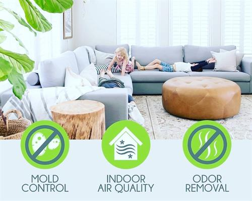 Improve Indoor Air for your family