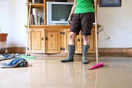 Flood Sewage Overflow - We Disinfect!!!