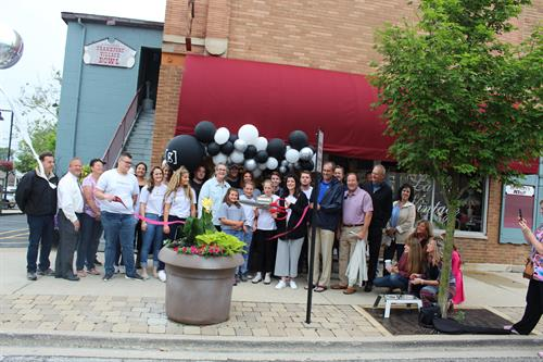 Grounded Ribbon Cutting
