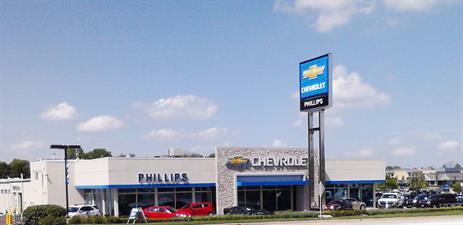 Phillips Chevrolet, Inc.