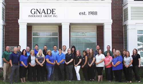 Gnade Insurance Group as of 2020