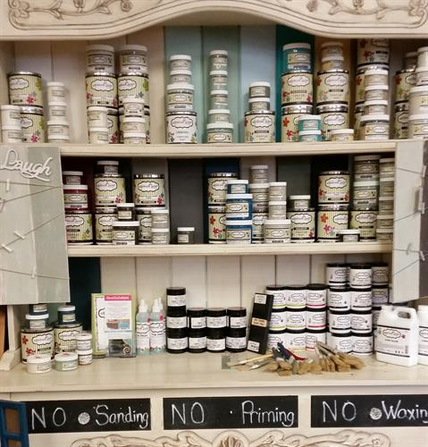 We carry Retunk Junk paint!