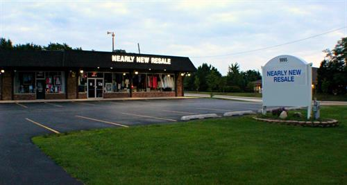We are located at 9995 W. Lincoln Highway in Frankfort Illinois.