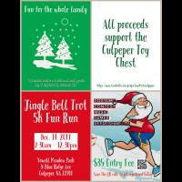 Jingle Bell Trot 5k Fun Run