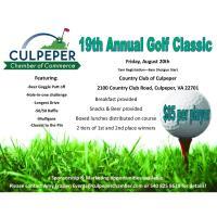 19th Annual Chamber Golf Classic