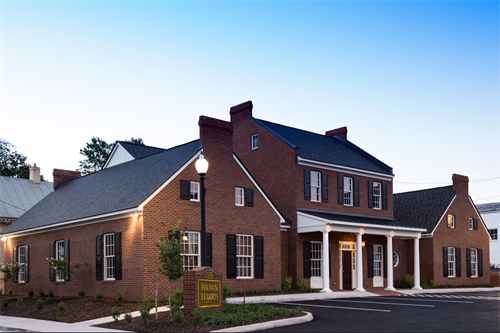 Brown Harris Wealth Management, located at 309 N. Main Street, Culpeper, VA