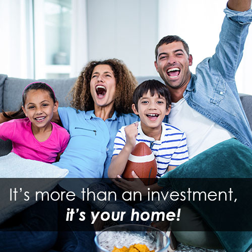 Call today and take the next step to homeownership.