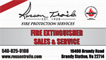 Rosson & Troilo Fire Protection Services