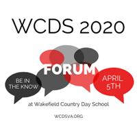 WCDS 2020 Forum: Notable Speakers and Panelists.