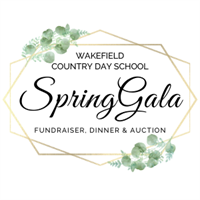 Wakefield Country Day School's Spring Gala: Fundraiser, Dinner and Auction