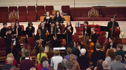 Windmore Crossroads Youth Orchestra Program - Auditions on a Rolling Basis