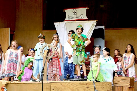 "Windmore Presented ""Peter Pan, Jr."" at Verdun on June 17, 2017"