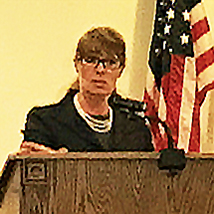 Estate Law Center Attorney Katherine S. Charapich, Esq. invited speaker at the Beulah Baptist Church of Culpeper Friends and Family Day
