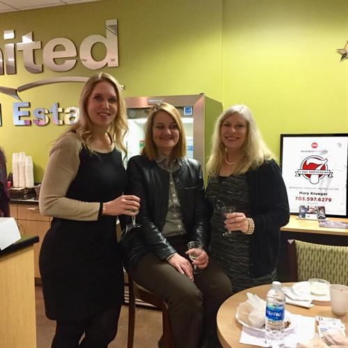 Good times at United Real Estate