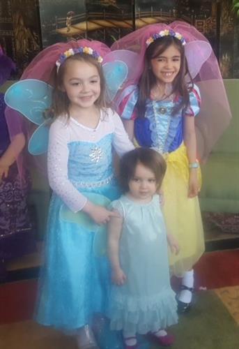 Cute Little Fairy's