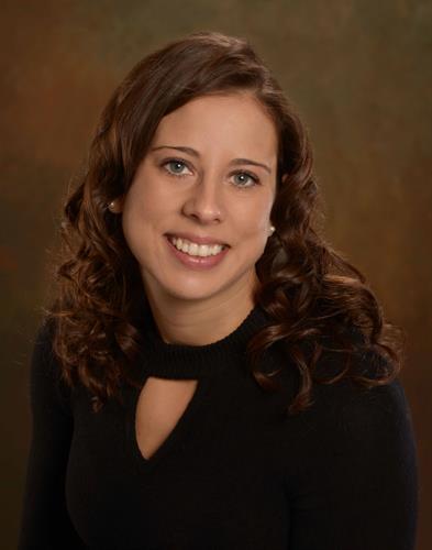 Jenna Hudspeth, Administrative Support Specialist