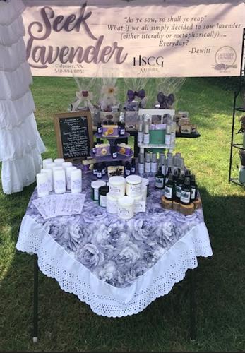 Seek Lavender Boutique