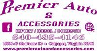 Premier Auto & Accessories