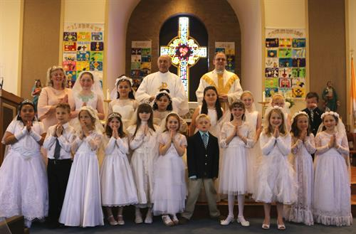 First Holy Communion 2018