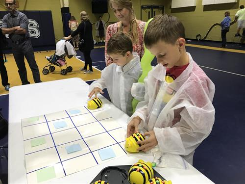 Stem Night in cooperation with Culpeper Public Schools